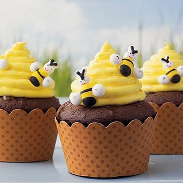 Adorable Animal Cupcakes From Instagramer Animalcakes