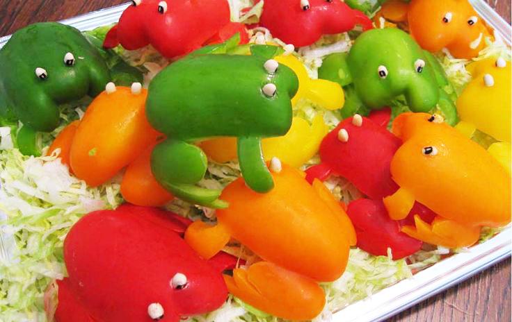 pepper frogs