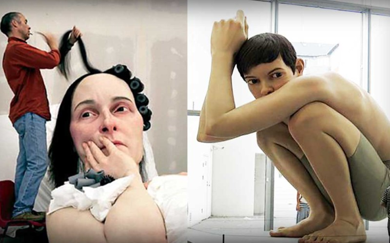 Giant Sculptures Take Your Breath Away—Created By Artist Ron Mueck