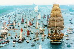 SAIL Amsterdam: The Largest Nautical Event In The World